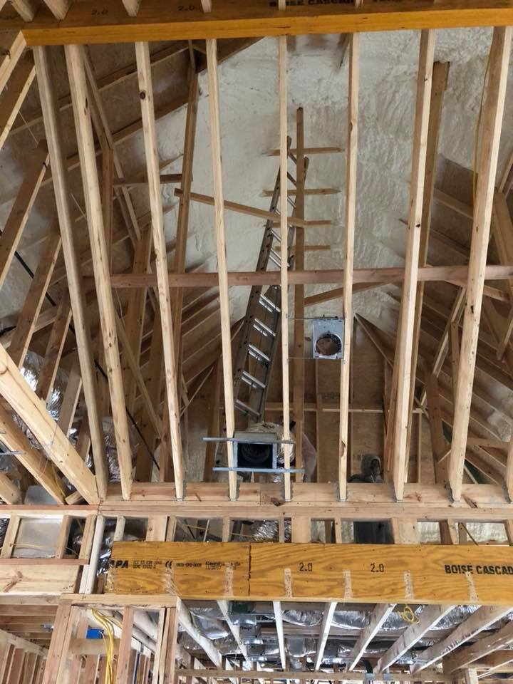 Attic Insulation Contractor Knoxville