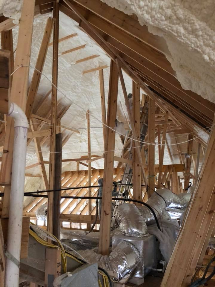 Attic Insulation Contractors Knoxville