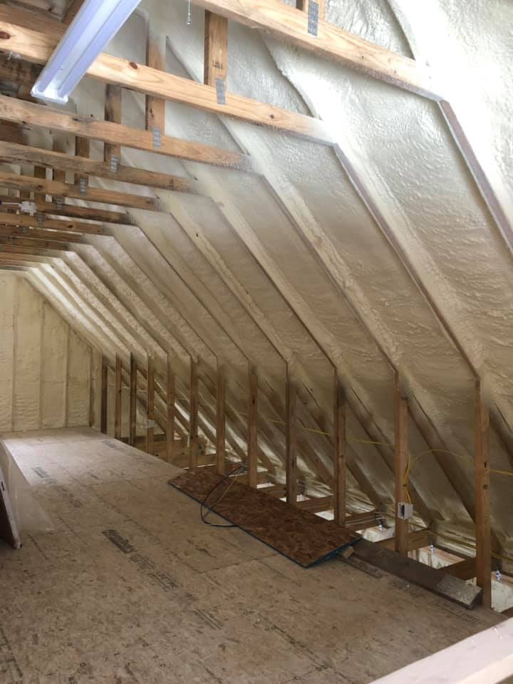 Roof Attic Insulation Knoxville