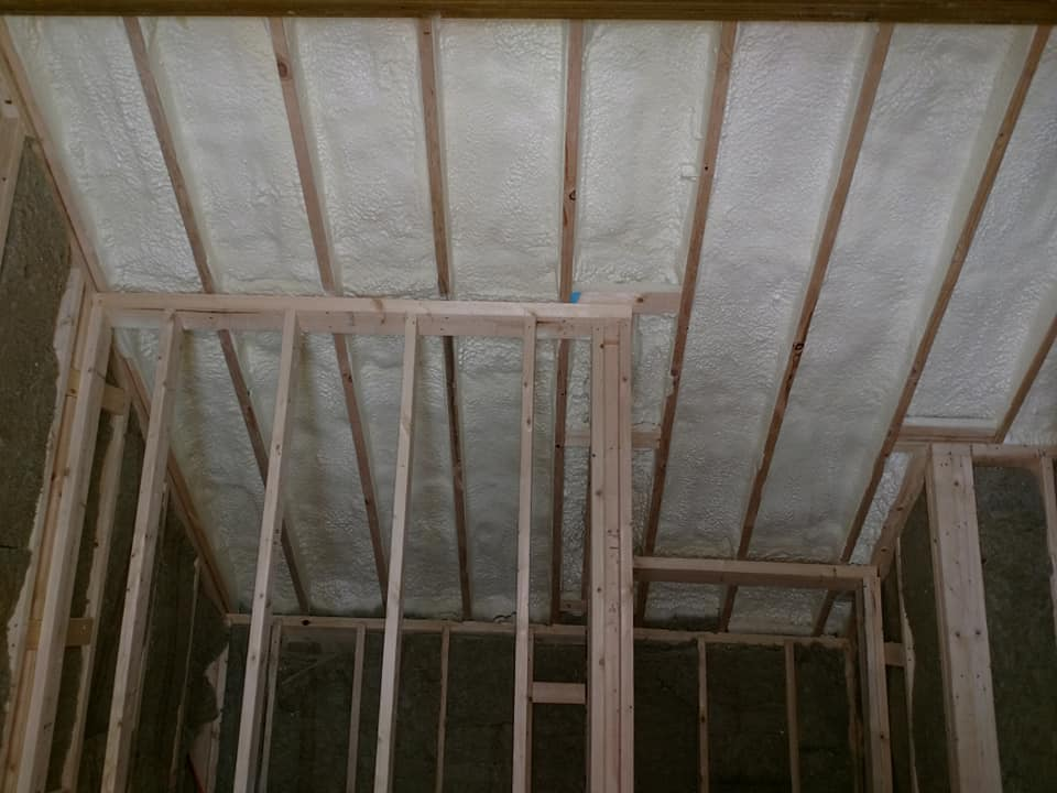Roofs Spray Foam Insulation Cost Knoxville
