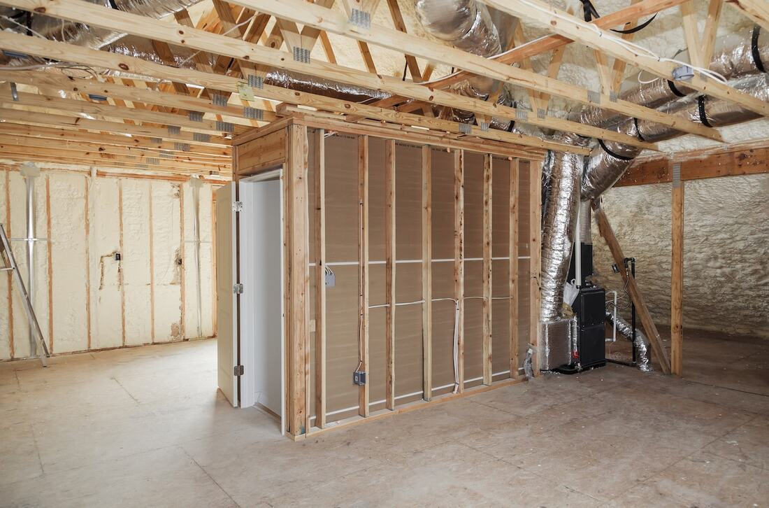 Spray Foam Insulation Knoxville