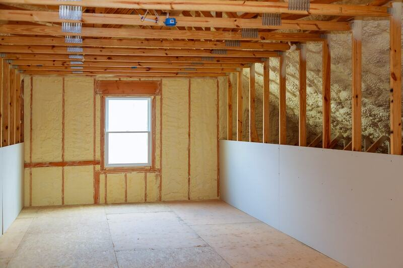 Wall Spray Foam Insulation Knoxville